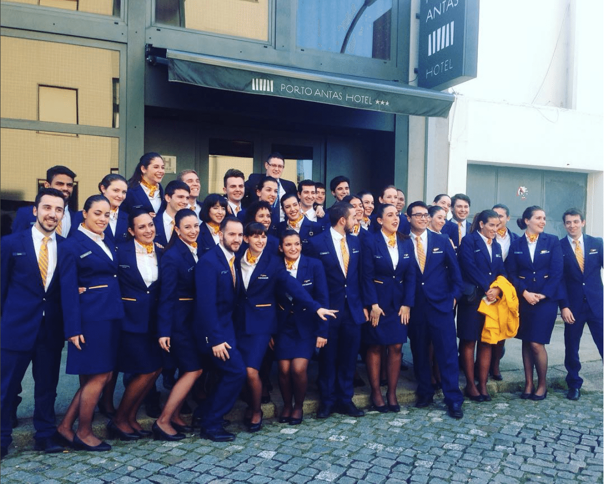Discover your new cabin crew Job with Ryanair | Crewlink